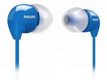 Наушники Philips SHE3590BL/10 синий