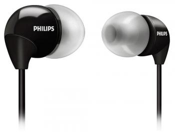 Наушники Philips SHE3590BK черный