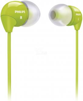 Наушники Philips SHE3590GN/10 зеленый