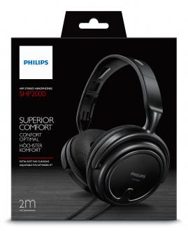 Наушники Philips SHP2000/10 черный