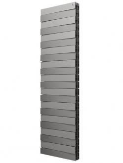 Радиатор Royal Thermo PianoForte Tower/Silver Satin 18 секций