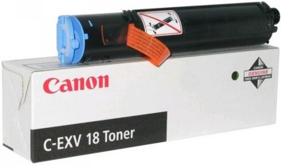 Тонер Canon C-EXV18 для iR1018J/1020/1022i/1022iF/1024 черный 8400стр тонер canon c exv18 для ir1018j 1020 1022i 1022if 1024 черный 8400стр