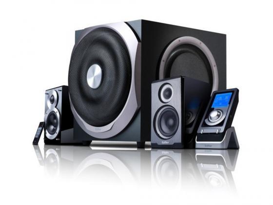 Купить Колонки Edifier S730 150+2x75 Вт черный проводной + беспроводной ПДУ Колонки