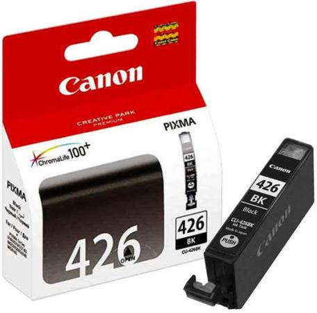 Картридж Canon CLI-426BK для iP4840 MG5140 MG5240 MG6140 MG8140 черный [usa free] wantai cnc 4 axis nema34 stepper motor 85bygh450d 008 1090oz in driver dq860ma 80v 7 8a 256micro
