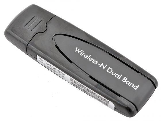 Купить Беспроводной USB адаптер NETGEAR WNDA3100-200PES 300Mbps 802.11n 2.4 or 5GHz Wi-Fi адаптеры