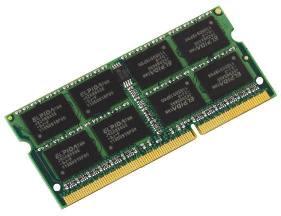 Оперативная память для ноутбуков SO-DDR3 8Gb PC10600 1333MHz Kingston KVR1333D3S9/8G оперативная память для ноутбуков so ddr4 8gb pc17000 2133mhz kingston kvr21s15s8 8