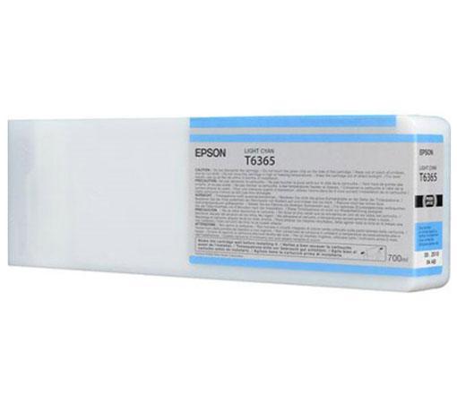 Купить Картридж Original Epson [C13T636500] для Epson Stylus Pro 7900/9900 Light Cyan Картриджи