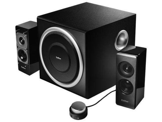 Купить Колонки Edifier S330D 36+2х18 Вт черный проводной ПДУ цифровой оптический вход Колонки
