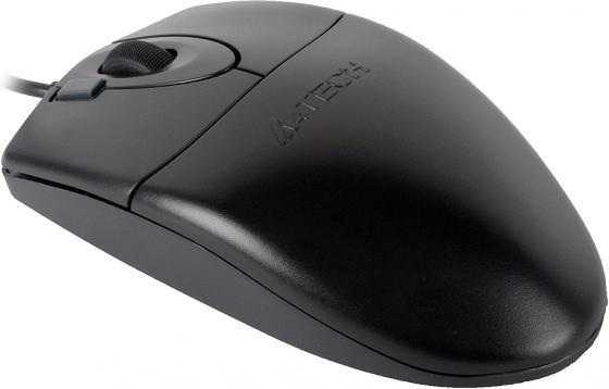 все цены на  Мышь проводная A4TECH OP-620D чёрный USB  онлайн