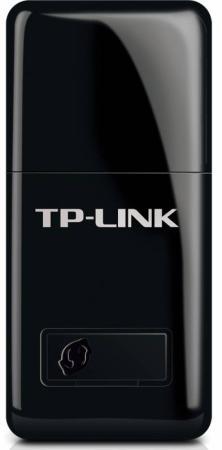 Купить Беспроводной USB адаптер TP-LINK TL-WN823N 802.11n 300Mbps 2.4ГГц 20dBm mini USB Wi-Fi адаптеры
