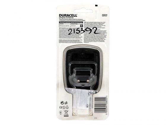 Зарядное устройство Duracell CEF27 AA/AAA AA/AAA зарядное устройство duracell cef14