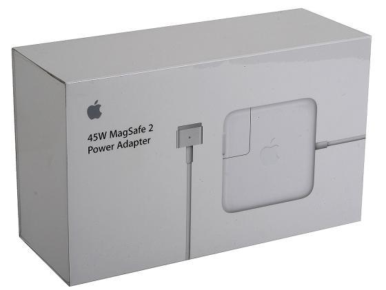 Зарядное устройство Apple MagSafe 2 Power Adapter 45W для MacBook Air MD592Z/A new original magsafe 2 45w 14 85v 3 05a laptop power adapter charger for apple macbook air 11 13 a1465 a1436 a1466 a1435