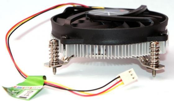 Кулер для процессора Titan DC-155A915Z/R Socket 1155/1156 кулер titan dc 155a915z r
