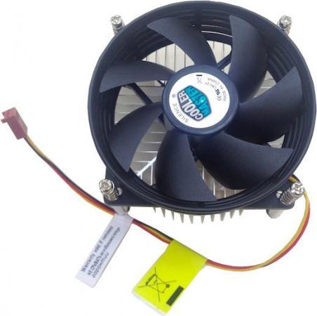 Кулер для процессора Cooler Master DP6-9GDSB-R2-GP Socket 1150/1155/1156 cooler master cooler master dp6 9gdsb r2 gp 2400об мин