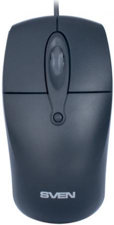Мышь проводная Sven RX-160 чёрный USB