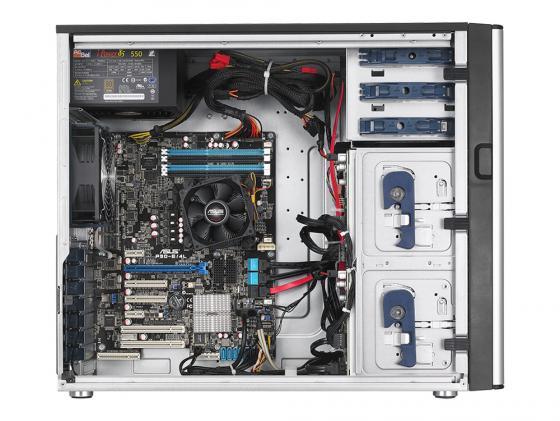 все цены на  Серверная платформа Asus TS300-E8-PS4  онлайн