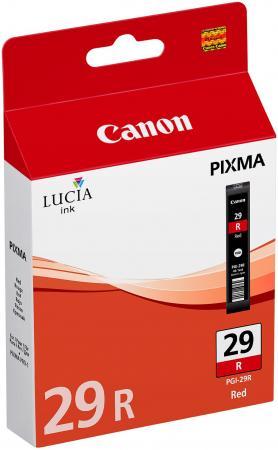 Купить Картридж Canon PGI-29R для PRO-1 красный 454 страниц Картриджи