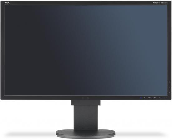 Монитор 27 NEC EA273WMI черный AH-IPS 1920x1080 250 cd/m^2 6 ms VGA DVI HDMI DisplayPort Аудио USB монитор 23 philips 234e5qsb 01 черный ah ips 1920x1080 250 cd m^2 14 ms vga dvi