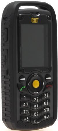 Мобильный телефон Caterpillar Cat B25 черный серый 2.2 512 Мб стоимость