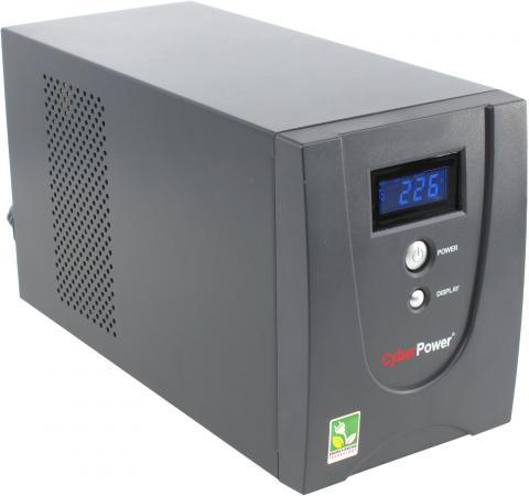 Купить ИБП CyberPower 1200VA VALUE1200ELCD черный Источники бесперебойного питания (ИБП)