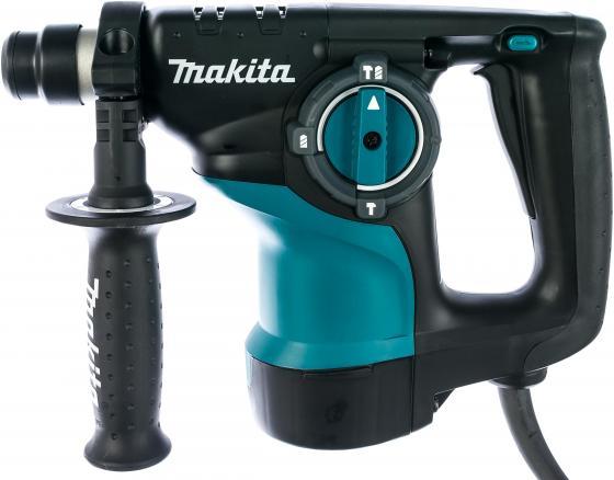 Перфоратор Makita HR2810 SDS Plus 800Вт  перфоратор sds plus makita hr2611ft x5