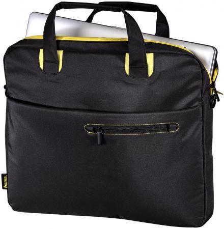 Сумка для ноутбука 17.3 Aha San Francisco нейлон черно-желтый H-101171