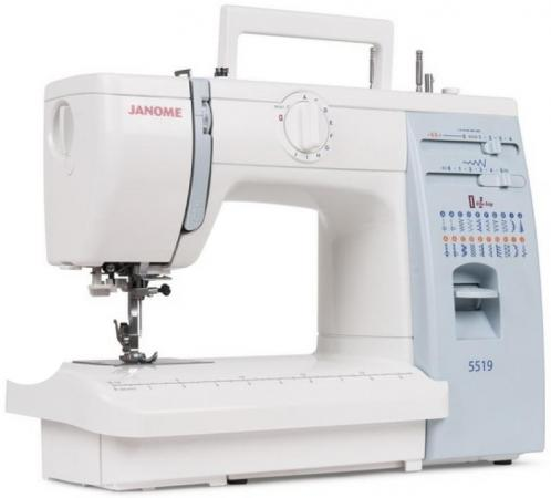 Швейная машина Janome 5519 швейная машина janome 5519