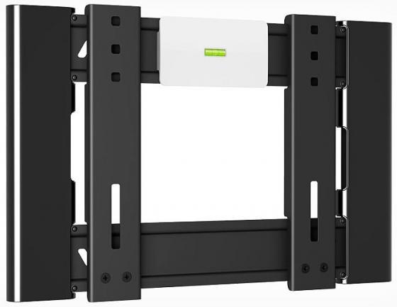 Купить Кронштейн Holder LCD-F2606-B черный для ЖК ТВ 22-47 настенный от стены 18мм наклон 0° VESA 200x200 до 30 кг Кронштейны для телевизоров