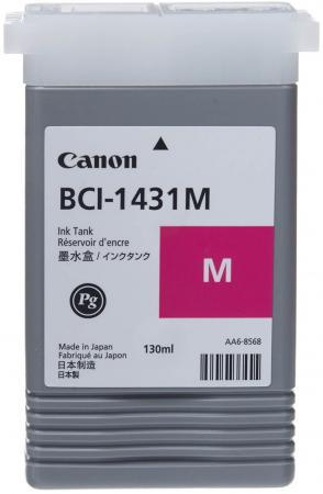 Купить Картридж Canon BCI-1431M для W6200 W6400 пурпурный Картриджи