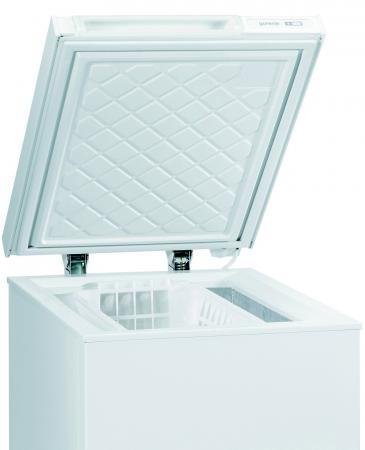 Морозильный ларь Gorenje FH130W белый морозильный ларь gorenje fh 130 w
