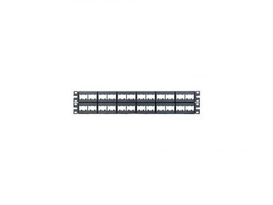 Купить Патч-панель PANDUIT CPP48WBLY модульная MINI COM 19 Патч-панели