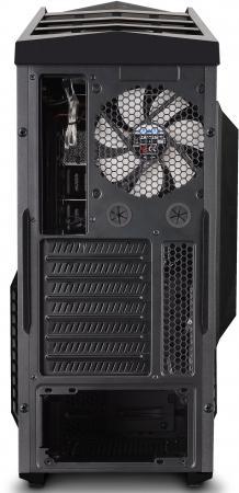 Корпус ATX Zalman Z11 Plus HF1 Без БП чёрный монитор zalman ms800 plus