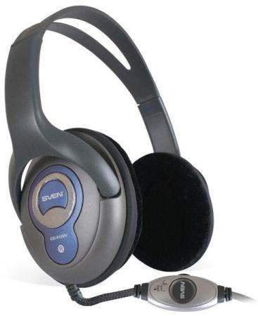 Купить Наушники SVEN GD-910V черно-синий Наушники