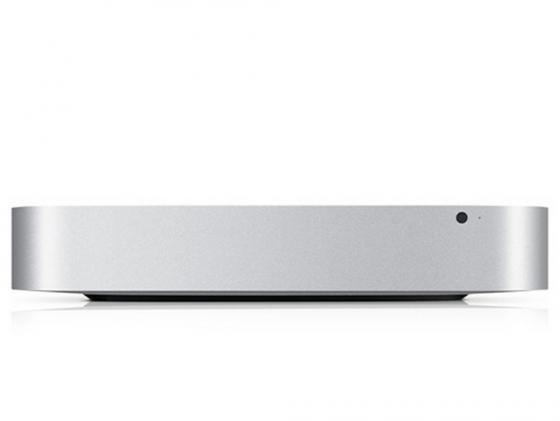 Неттоп Apple Mac Mini MGEN2RU/A i5 2.6GHz 8GB 1Tb Iris Graphics  Bluetooth Wi-Fi серебристый алюминиевый