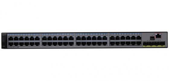 Купить Коммутатор Huawei S5700-52P-LI-AC 48 портов 10/100/1000Mbps 4хSFP Проводное оборудование