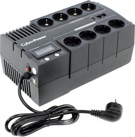 Купить ИБП CyberPower 1200VA/720W BR1200ELCD черный Источники бесперебойного питания (ИБП)