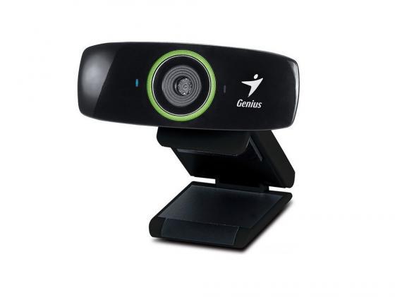Веб-Камера Genius FaceCam 2020 без микрофона черный facecam