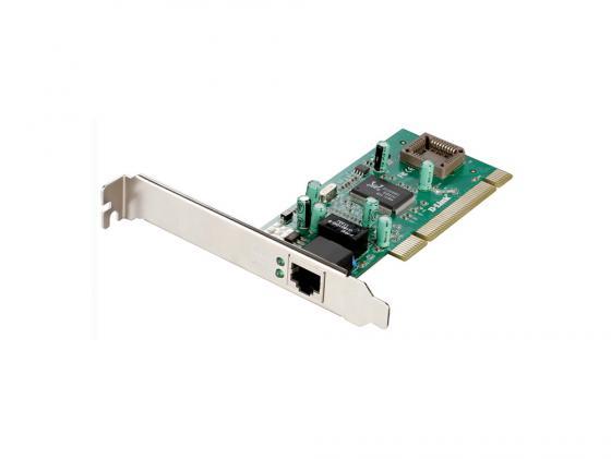 Купить Сетевой адаптер D-LINK DGE-530T/D2B 10/100/1000 Мбит/с Сетевые карты