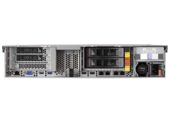 Сервер IBM ExpSell x3650 M5 5462E6G сервер ibm с гарантией купить