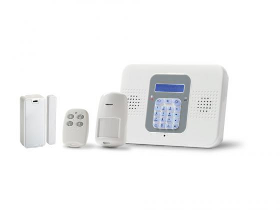 Купить Сигнализация Falcon Eye FE Commpact DIY SIM контрольная панель Commpact беспроводной магнитоконтакт EL-2601 беспроводной ИК датчик EL Сигнализации для дома и дачи