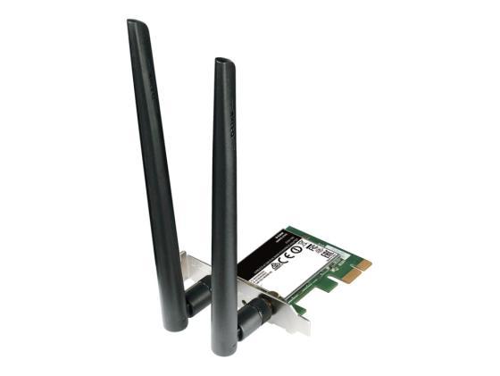 Купить Беспроводной адаптер D-LINK DWA-582/RU/A1A 802.11ac 867Mbps 2.4 или 5ГГц Wi-Fi адаптеры