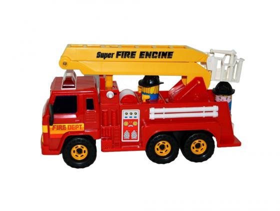Машинка пожарная Daesung Toys 404 1 шт 35 см красный daesung пожарная машина 404