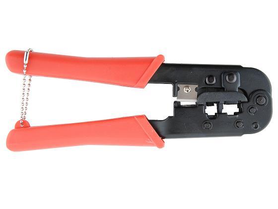 Инструмент Gembird/Cablexpert T-568 обжимной универсальный для витой пары и телефонного кабеля