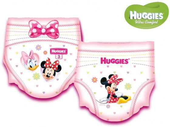 Подгузники Huggies Ultra Comfort 4 для девочек (8-14 кг.) 19 шт. huggies подгузники ultra comfort для девочек 4 8 14 кг 19шт huggies