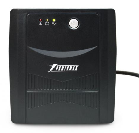 ИБП Powerman Back Pro 1000 Plus 1000VA 600Вт  цена и фото