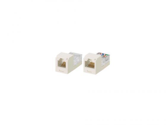 Купить Модуль Panduit CJ64AWY RJ11 6/4 кат.3 белый Коннекторы