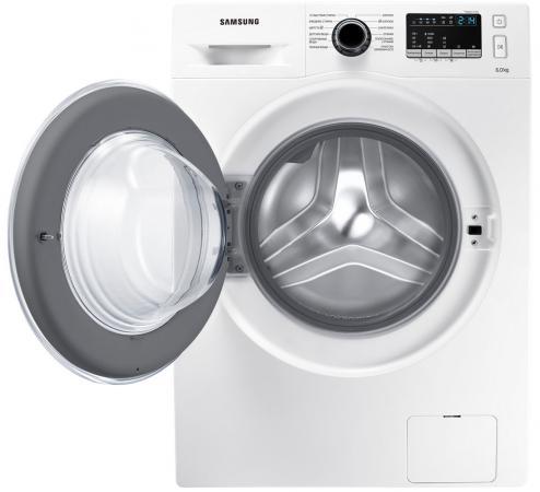 Стиральная машина Samsung WW60J4090NWDLP белый
