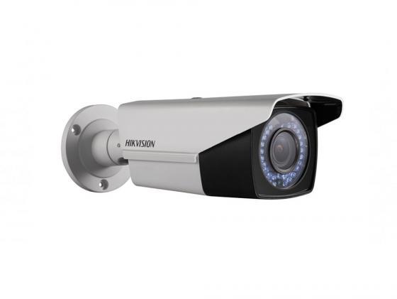 Купить Камера видеонаблюдения Hikvision DS-2CE16D1T-AVFIR3 уличная цветная 1/2.7 CMOS 2.8-12 мм ИК до 40 м день/ночь Камеры видеонаблюдения