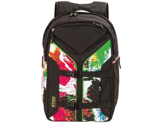 Купить Рюкзак 4YOU Неон 30 л черный 142900-596 Рюкзаки и сумки
