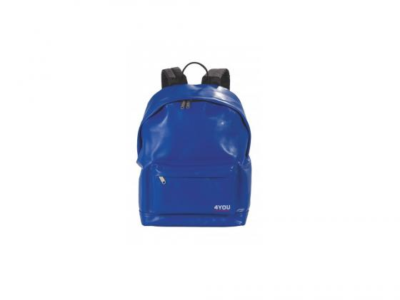 Купить Рюкзак 4YOU Daypack 17 л синий 142003-805 Рюкзаки и сумки
